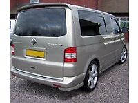 New still in box VW Transporter T6 tailgate van spoiler ( suitable T26, T28, T30 and T32)