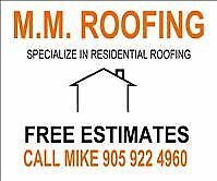 Roofing, Siding and Eaves trough