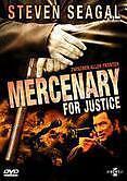 Mercenary for Justice  FSK 18  DVD NEU