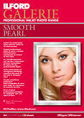 Ilford Galerie Smooth Pearl A4 250 SHEETS 1163216
