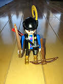 """Play Mobil Chevalier """"all dressed"""""""