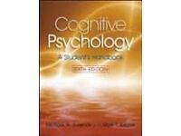 cognitive psychology a students handbook 6th ed