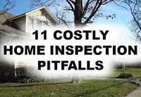 **11 COSTLY HOME INSPECTION PITFALLS IN WATERDOWN**