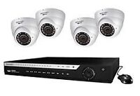 Security camera installation ,home alarm system ,automation