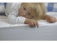 Fitted Cot Bed Fitted Mattress Protector