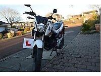 Honda CB125F Learner Legal/Commuter Bike