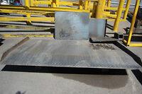 """""""Plates de dock""""/ plaque de chargement/liaison en acier"""
