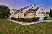 Orlando long term vacations - 2-3 bedrooms or larger