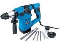 Brand new draper kango sds + rotation hammer drill