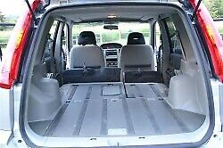 SAFETIED 4x4 Nissan X-Trail 2005