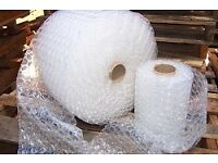 Bubblewrap needed - as much as you can spare