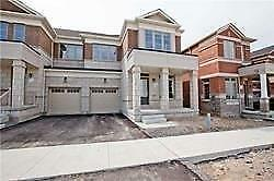 New End-Unit 4 Bdrm Townhouse In Box Grove in Markham!