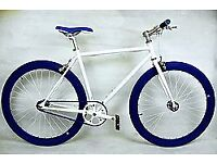Brand new TEMAN single speed fixed gear fixie bike/ road bike/ bicycles + 1year warranty xxx8