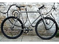 Brand new road bike bicycles + 1year warranty & 1 year free service e6e