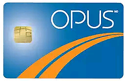 Opus STM Monthly pass of September