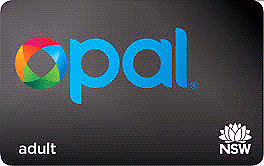 Big discount = Opal cards with 25$ of credit on.