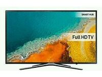 """Samsung 55"""" LED smart wi-fi TV builtin freeview fullhd 1080p tv comes with warranty"""