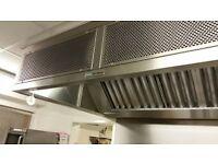 halton vent for commercial kitchen