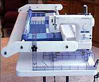 Handi Quilter Table Top Quilting Frame Ebay