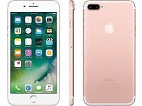 Iphone 7 Rose Gold 128 GB Mint Condition Unlocked
