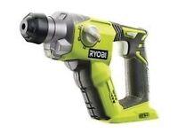 Ryobi R18SDS-0 Rotary Hammer Drill brand new