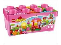 LEGO DUPLO Creative Play 10572 brand new