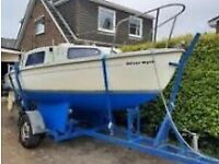 Sea Wych Boat 19 for sale