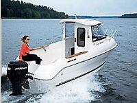 quicksilver or similar boat wanted
