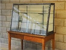Vintage Counter Display Case