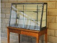 Vintage Counter Display Case