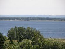 165 acres oceanview in Malagash, NS (Development started)