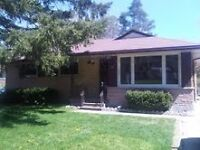 3 Bedroom Main Floor Unit Available July 1st on Pleasant Rd