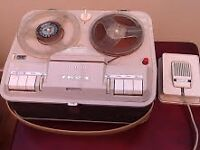 Grundig Reel To Reel Tape Recorder