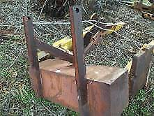 Counterweights suit Tractor or  Loader Huntly Bendigo Surrounds Preview