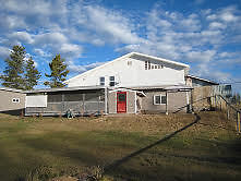 RESIDENCE with IN LAW CABIN, and General/Liquor Store