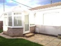 Two Bed Detached Bungalow