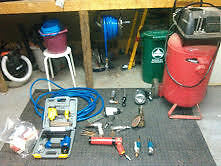 air compressor and accessories