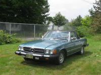 1980 450SL Mercedes for sale