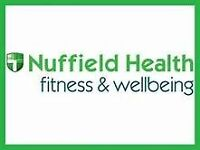 Nuffield 5 months membership (energy zone, spa, jacuzzi, swimming pool, classes included)
