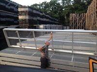 Aluminum Dock Frames