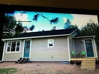 Completely Furnished House/Cottage-Cumberland Bay,NB