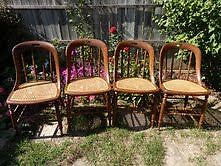 100+ YEAROLD CAPTAINS CHAIRS