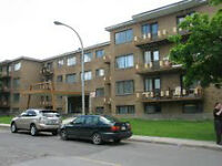 LARGE 2BR & 1BR in COTE ST LUC near Cavendish Mall
