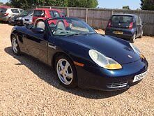 VERY CLEAN PORSCHE BOXSTER LONG MOT ONLY 60K MILES DRIVES A1 1ST TO SEE WILL BUY