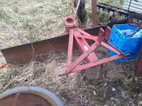 tractor back blade