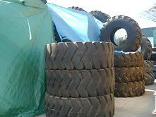 29.5-25, E3/L3 OTR tire, Loader Tire, Crane Tire Cornwall Ontario image 1
