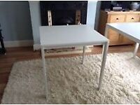 IKEA classic white dining table / desk