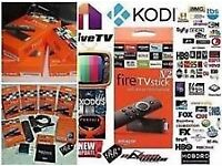 Amazon Fire Tv Stick 2nd Gen. Kodi and other useful Apps (Live TV)