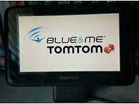 TomTom 2 Blue&Me Live Sat Nav