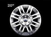 F150 Platinum Wheels